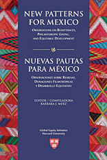 Cover: New Patterns for Mexico/Nuevas Pautas para México in PAPERBACK