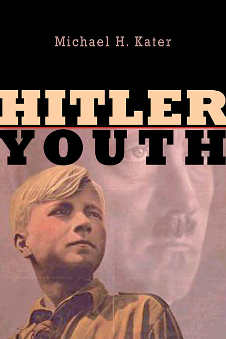 Cover: Hitler Youth, from Harvard University Press
