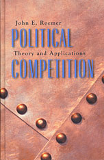 Cover: Political Competition: Theory and Applications