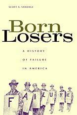 Cover: Born Losers: A History of Failure in America