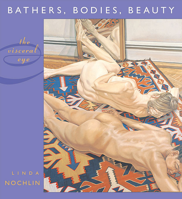 Cover: Bathers, Bodies, Beauty: The Visceral Eye, from Harvard University Press