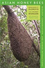 Cover: Asian Honey Bees in HARDCOVER