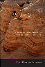 Cover: Out of the Cave: A Philosophical Inquiry into the Dead Sea Scrolls Research