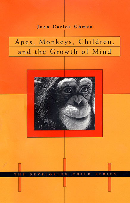 Cover: Apes, Monkeys, Children, and the Growth of Mind, from Harvard University Press