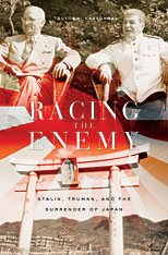 Cover: Racing the Enemy in PAPERBACK
