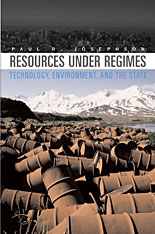 Cover: Resources under Regimes in PAPERBACK