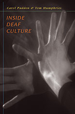 Cover: Inside Deaf Culture