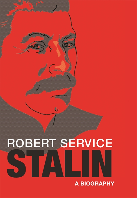 Cover: Stalin: A Biography, from Harvard University Press