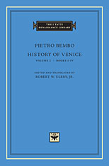 Cover: History of Venice, Volume 1 in HARDCOVER