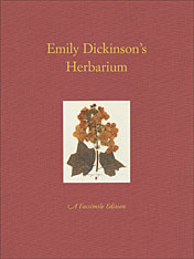 Cover: Emily Dickinson's Herbarium in HARDCOVER