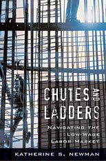 Cover: Chutes and Ladders: Navigating the Low-Wage Labor Market