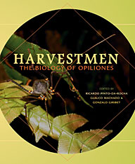 Cover: Harvestmen: The Biology of Opiliones