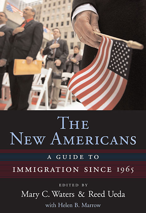 Cover: The New Americans: A Guide to Immigration since 1965, from Harvard University Press
