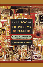 Cover: The Law of Primitive Man: A Study in Comparative Legal Dynamics