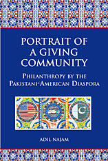 Cover: Portrait of a Giving Community: Philanthropy by the Pakistani-American Diaspora