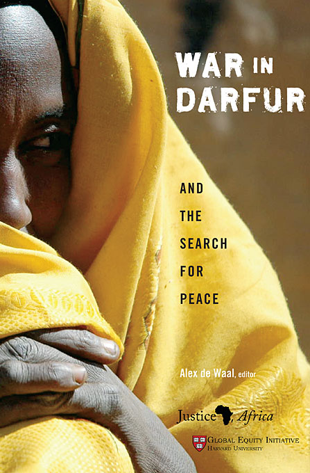 Cover: War in Darfur and the Search for Peace, from Harvard University Press