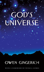 Cover: God's Universe in HARDCOVER