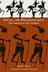Cover: Ritual and Performativity in PAPERBACK
