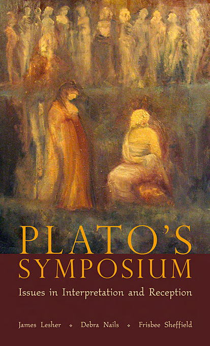 Cover: Plato's <i>Symposium</i>: Issues in Interpretation and Reception, from Harvard University Press