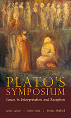 Cover: Plato's <i>Symposium</i>: Issues in Interpretation and Reception