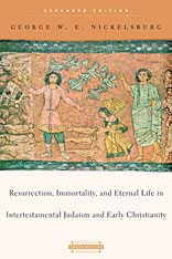 Cover: Resurrection, Immortality, and Eternal Life in Intertestamental Judaism and Early Christianity in PAPERBACK