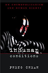 Cover: Inhuman Conditions: On Cosmopolitanism and Human Rights