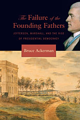 Cover: The Failure of the Founding Fathers in PAPERBACK