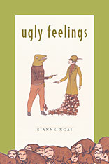 Cover: Ugly Feelings in PAPERBACK