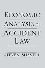 Cover: Economic Analysis of Accident Law