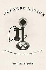 Cover: Network Nation in HARDCOVER