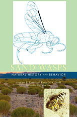Cover: The Sand Wasps: Natural History and Behavior