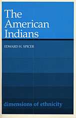 Cover: The American Indians in PAPERBACK