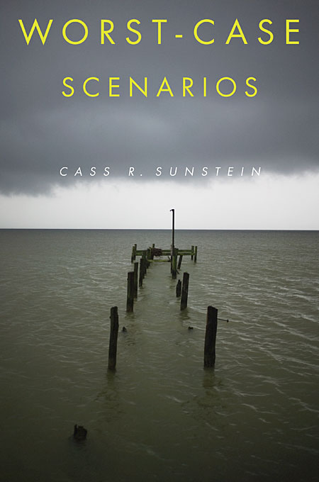 Cover: Worst-Case Scenarios, from Harvard University Press