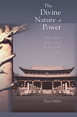 Cover: The Divine Nature of Power: Chinese Ritual Architecture at the Sacred Site of Jinci