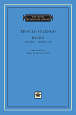 Cover: Baldo, Volume 1: Books I-XII