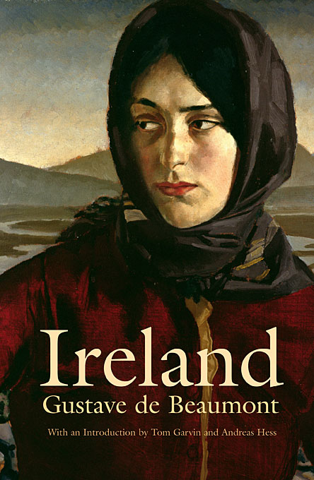 Cover: Ireland: Social, Political, and Religious, from Harvard University Press