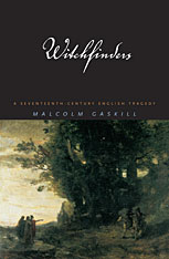 Cover: Witchfinders in PAPERBACK