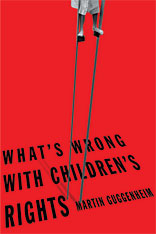 Cover: What's Wrong with Children's Rights