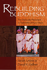 Cover: Rebuilding Buddhism: The Theravada Movement in Twentieth-Century Nepal