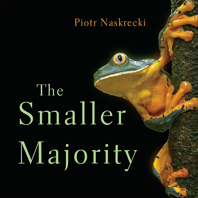 Cover: The Smaller Majority, from Harvard University Press