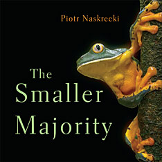 Cover: The Smaller Majority in PAPERBACK