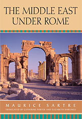 Cover: The Middle East under Rome in PAPERBACK