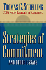 Cover: Strategies of Commitment and Other Essays