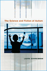 Cover: The Science and Fiction of Autism in PAPERBACK