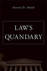 Cover: Law's Quandary