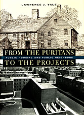 Cover: From the Puritans to the Projects: Public Housing and Public Neighbors