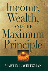 Cover: Income, Wealth, and the Maximum Principle