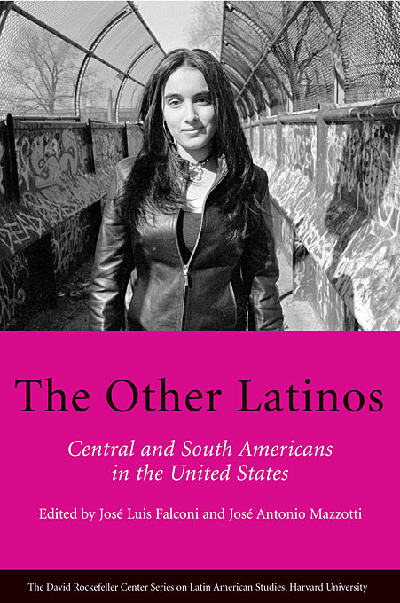 Cover: The Other Latinos, from Harvard University Press