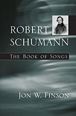 Cover: Robert Schumann: The Book of Songs