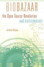 Cover: Biobazaar: The Open Source Revolution and Biotechnology